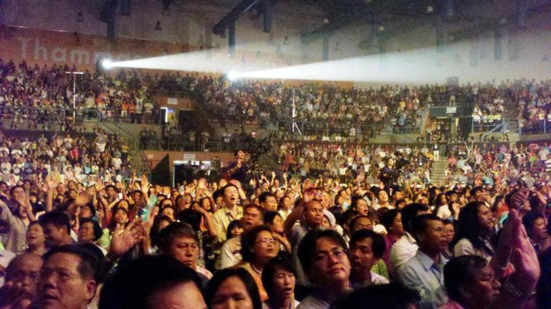 4000 Thai Pastors Meeting 05-11