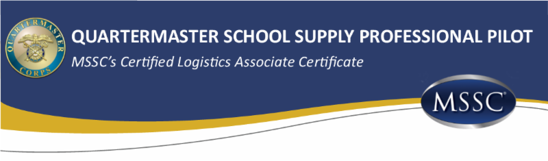 Thank you for your interest in the logistics certification program for 92A ...