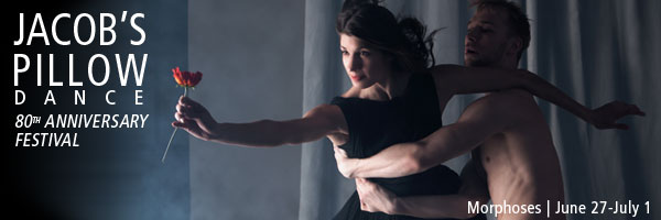 Jacob's Pillow Dance 80th Anniversary Festival; Morphoses, June 27-July 1