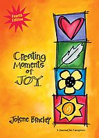 colorful book cover for Creating Moments of Joy
