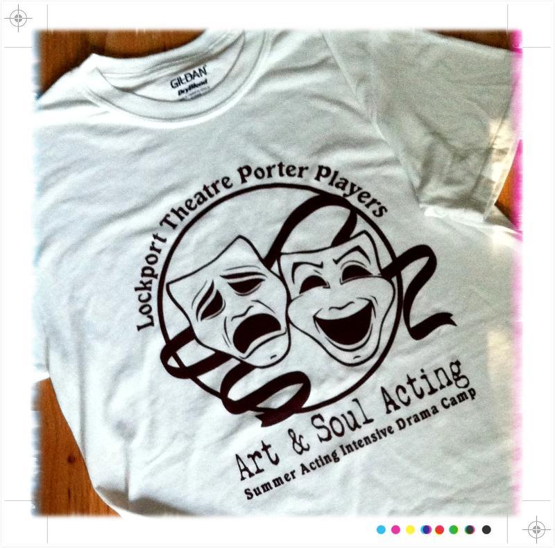 LTHS Tee Shirt 2012