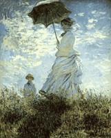 Monet-Parasol
