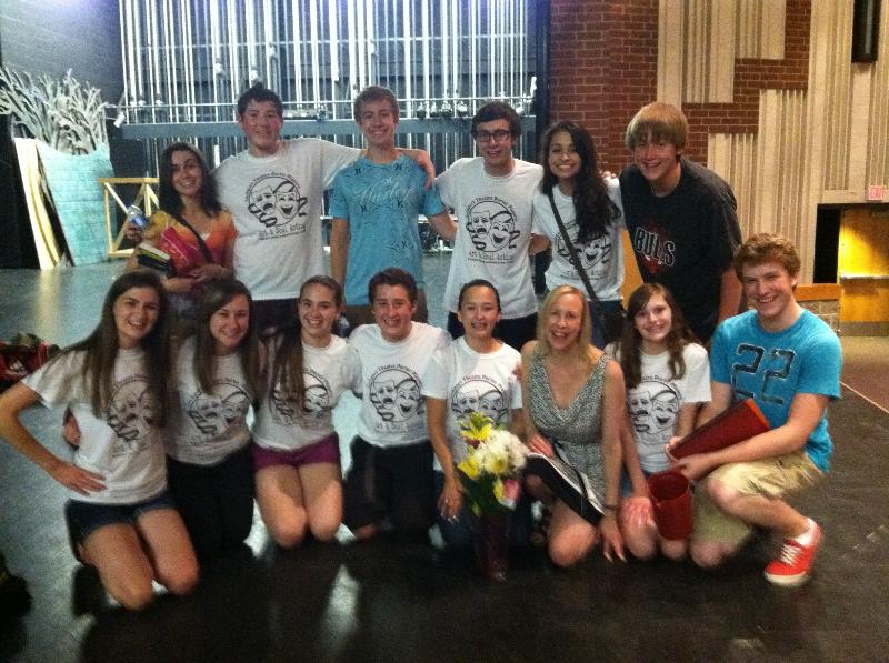 Summer Acting Intensive LTHS 2012