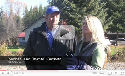 Sackett Video Clip