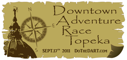 downtown adventure race topeka