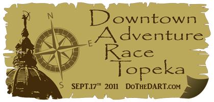downtown adventure race topeka