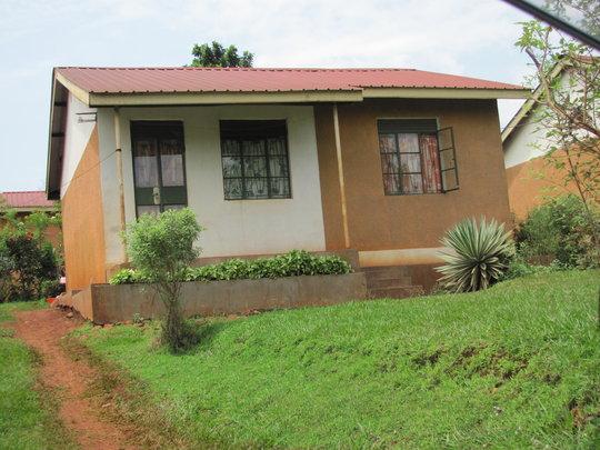 New home in Jinja, Uganda