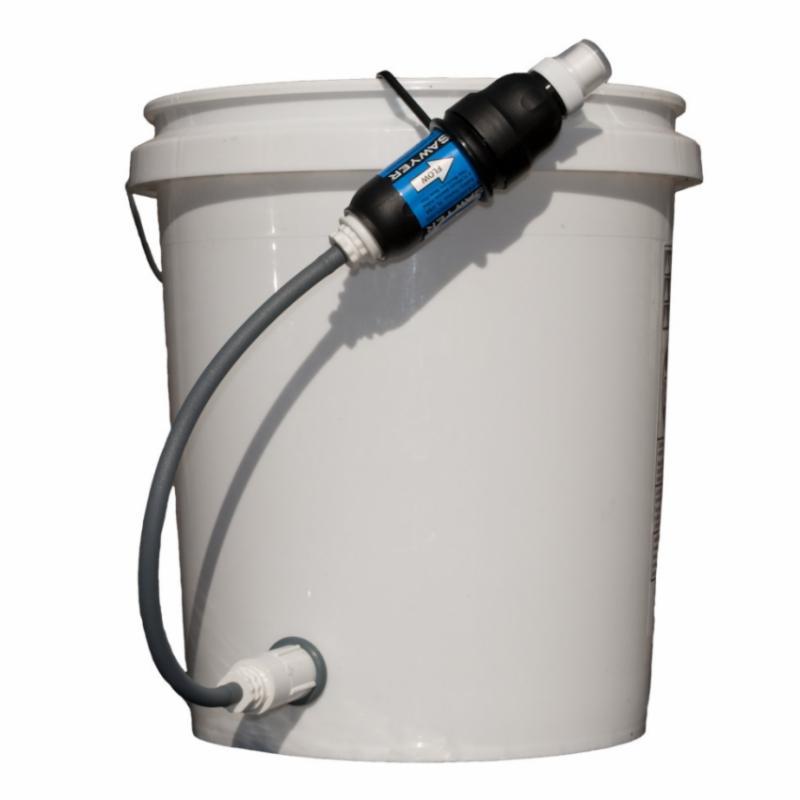 Sawyer Walter Filter + Bucket