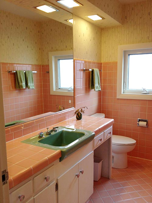 Pretty Pink Bathrooms A New Ometer 24 Boomerang