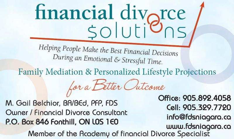 Financial Divorce Solution Contact Information