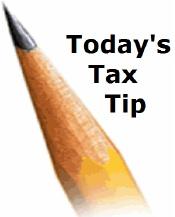Tax Tip