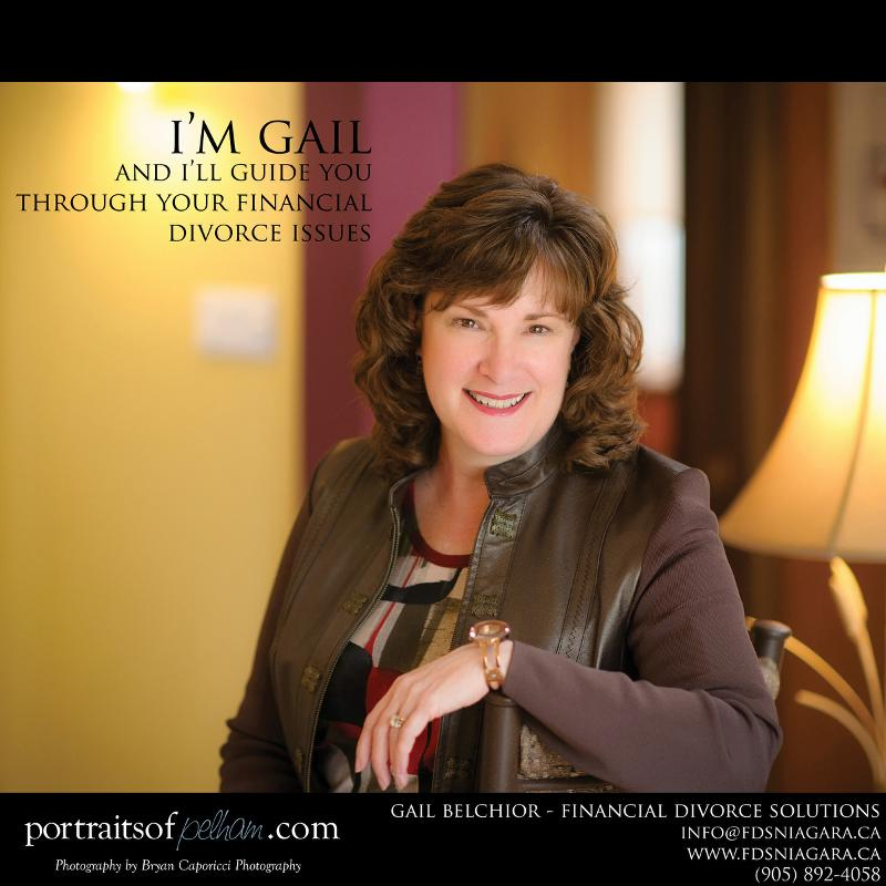 Gail Belchior, Financial Divorce Consultant & Family Mediator