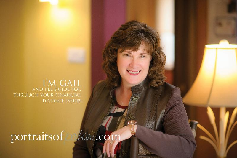 Gail Belchior, Financial Divorce Specialist & Family Mediator