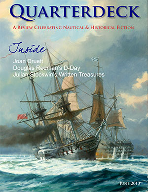 Cover image of June Quarterdeck