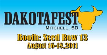 DakotaFest 2011