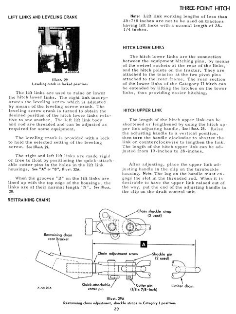 International 2504 - Operators Manual