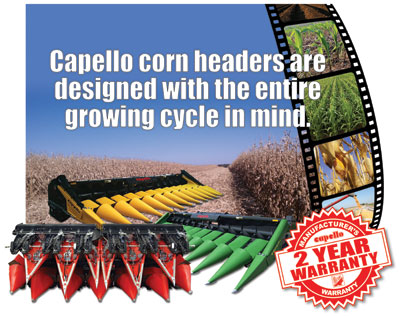 Capello - Designed for your entire growing cycle