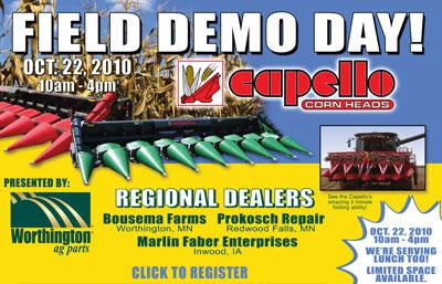 Capello Field Demo