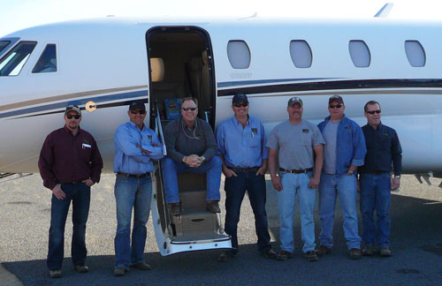 Neil's Parts 2010 Inventory Team