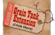 Case-IH Grain Tank Extension