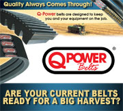 We Have Belts for Your Combine and More.  Call Us Today!