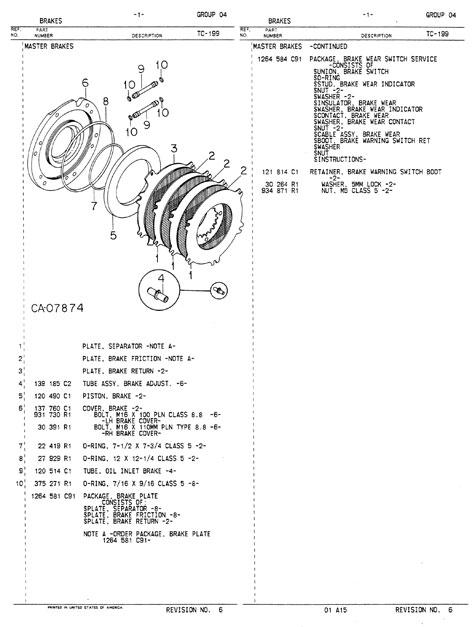 International 5288 - Parts Manual Page Sample