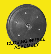 Closing Wheel Assembly