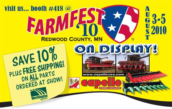 Farmfest 2010