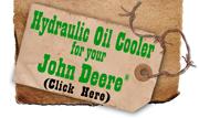 Hydraulic Oil Cooler - AH168468