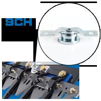 SCH Roller Guide