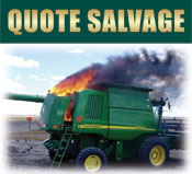Quote Salvage