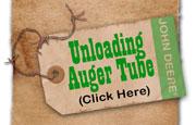 John Deere Unloading Auger Tube