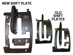 Shift Plate for Case IH Magnum