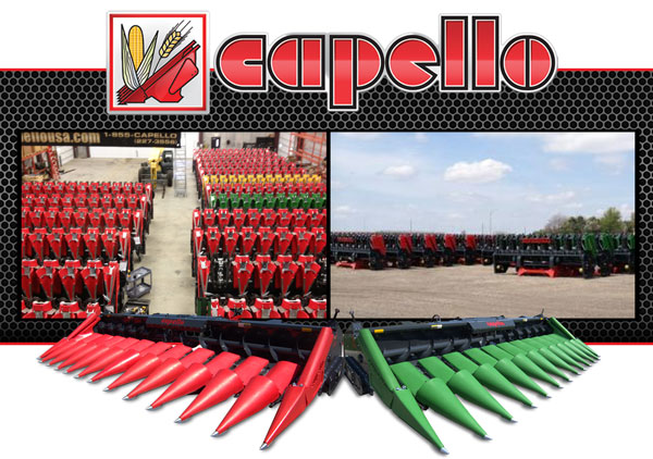 Capello Headers by Worthington Ag Parts