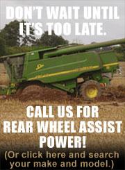 Rear Wheel Assist Power
