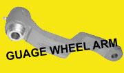 Guage Wheel Arm