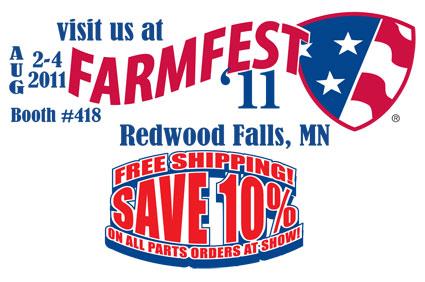 Farmfest 2011