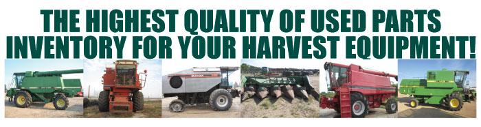 2013 Harvest Salvage