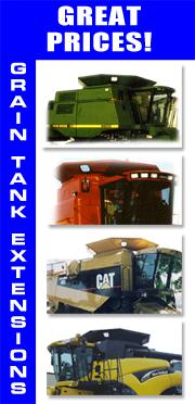 Grain Tank Extensions