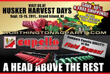 2011 Husker Harvest Days