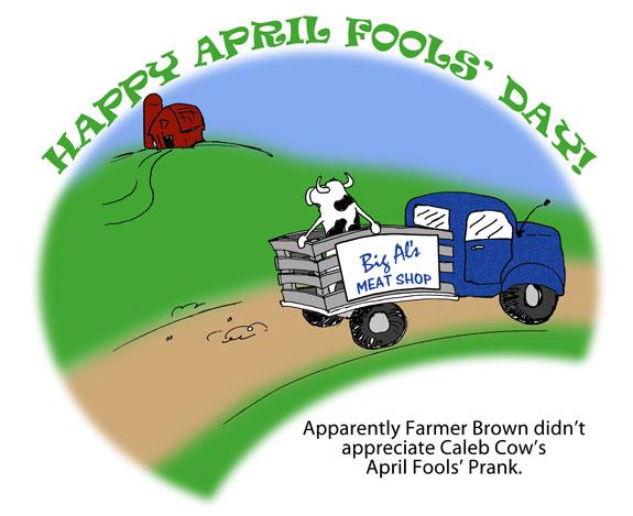 April Fools - 2012