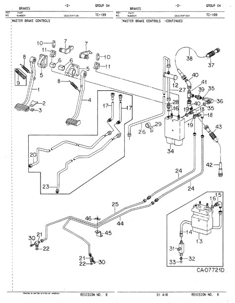 5288 - Parts Manual Page Sample