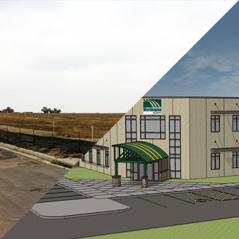 Worthington Ag Parts breaks ground in Sioux Falls