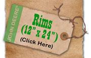 John Deere Rims