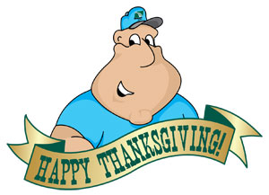 Happy Thanksgiving from Worthington Ag Parts!