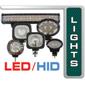 LED/HID Lights