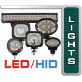 LED/HID Lights