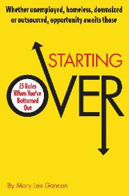 Cover to Starting Over Book