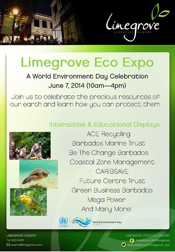 Limegrove Eco Expo: A World Environment Day Celebration!