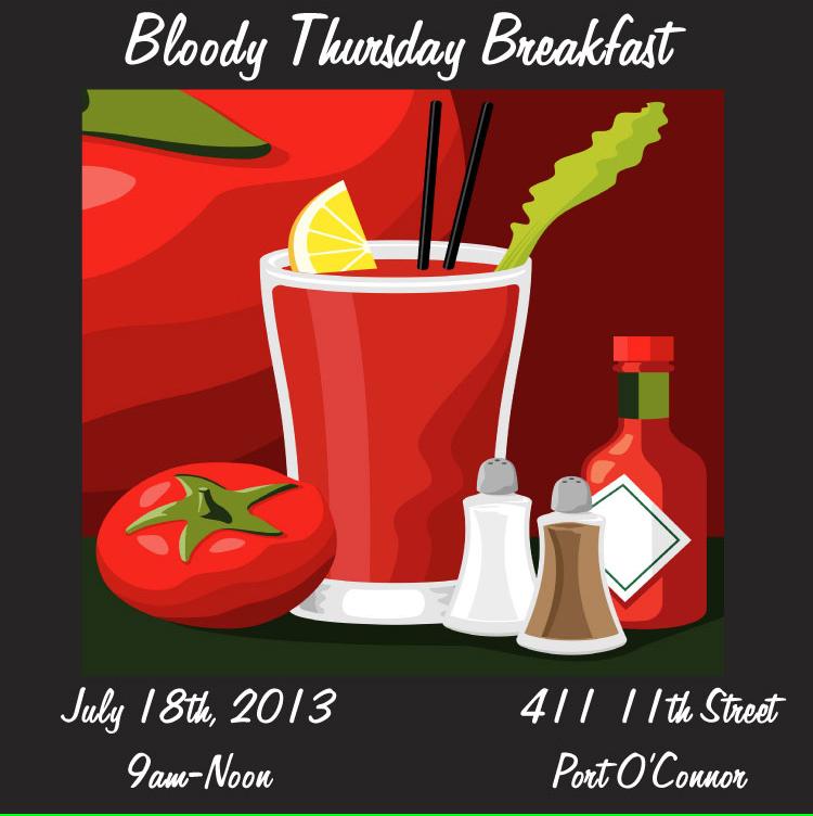 Bloody Thursday Breakfast 2013
